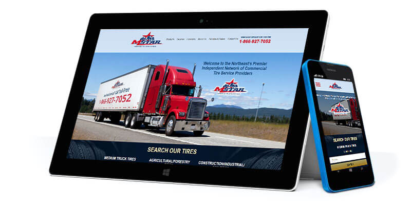 MStar Commercial Tire Service Network